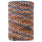 Buff Knitted and Polar Margo Neckwarmer - Orange