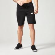 Myprotein Men's Cut Off Shorts with Zip Pockets - Black