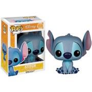 Disney Lilo & Stitch Stitch Seduto Figura Funko Pop! Vinyl