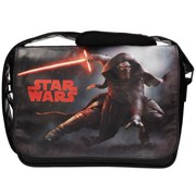 Star Wars: The Force Awakens Kylo Ren Lightsaber Messenger Bag