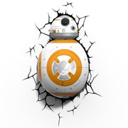 Star Wars The Force Awakens BB-8 3D Light