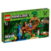 LEGO Minecraft: De jungle boomhut (21125)