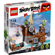 LEGO Angry Birds: Piggy piratenschip (75825)