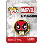 Marvel Deadpool Badge Pop! Pin