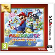 Nintendo Selects Mario Party: Island Tour