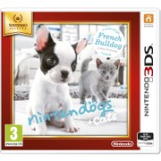 Nintendo Selects Nintendogs + Cats - French Bulldog