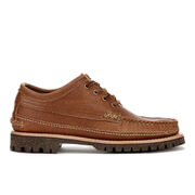 Yuketen Men's Maine Guide OX DB with Cortina Sole Shoes - Tan