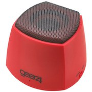 GEAR4 PocketParty Portable Wireless Bluetooth Speaker - Red