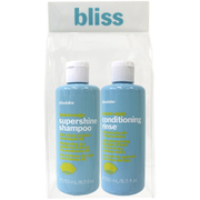 bliss Shampoo and Conditioner Set (Worth £29.00)