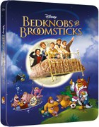 Bedknobs and Broomsticks - Zavvi UK Exclusive Steelbook (UK Edition)