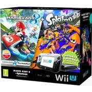 Mario Kart 8 + Splatoon Wii U Premium Pack