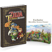The Legend of Zelda: Tri Force Heroes -Collector's Edition Game Guide