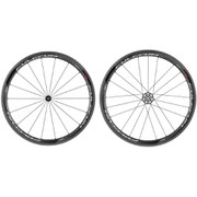 Fulcrum Racing Quattro Carbon 40mm Clincher Wheelset