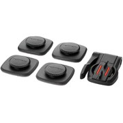 TomTom Bandit 360 Pitch Mount (2 x 2) - Black