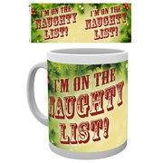 Christmas Naughty List - Mug