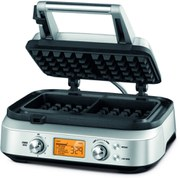Sage BWM620UK The Smart Waffle Grill