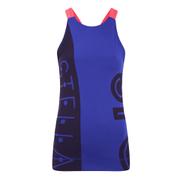 adidas Women's Stella Sport Gym Tank Top - Blue
