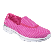 Skechers Women's GOwalk 3 Pumps - Pink