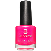 Jessica Nails Cosmetics Custom Colour Nail Varnish - Raspberry (14.8ml)