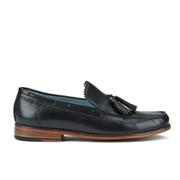 Genuine Moccasins by Grenson Men's Tassle Loafers - Black