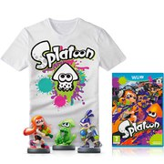 Splatoon amiibo Pack