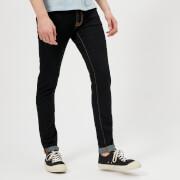 Nudie Jeans Men's Skinny Lin Skinny Jeans - Dry Deep Orange
