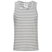 Cheap Monday Men's Corrupt Stripe Tank Top - Stripe