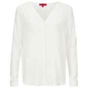 HUGO Women's Elley Blouse - White