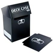Ultimate Guard Standard Size Black Deck Case 80+