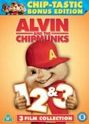 Alvin & The Chipmunks 1-3 Collection (Includes Bonus Disc)