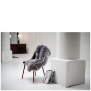 Royal Dream New Zealand Medium Sheepskin Rug - Grey