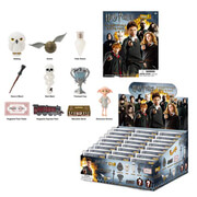 Harry Potter 3D Figural Keychain