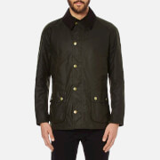Barbour Heritage Men's Ashby Wax Jacket - Olive