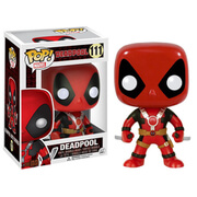 Marvel Deadpool Two Swords Deadpool Funko Pop! Vinyl