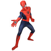 Morphsuit Adults Deluxe Zapper Marvel Spider-Man