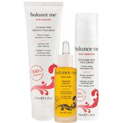 Balance Me Deluxe 3 Steps to Radiant Skin Kit (Worth £74)