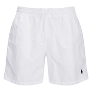 Polo Ralph Lauren Men's Hawaiian Swim Shorts - White