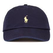 Polo Ralph Lauren Men's Cap - Relay Blue/Yellow