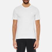 Versace Collection Men's Crew Neck T-Shirt - White