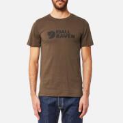 Fjallraven Men's Logo T-Shirt - Tarmac