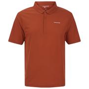 Craghoppers Men's Nosilife Nemla Polo Shirt - Burnt Orange