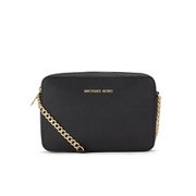 MICHAEL MICHAEL KORS Women's Jet Set Large East West Cross Body - Black