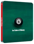 The Color of Money - Zavvi UK Exclusive Limited Edition Steelbook
