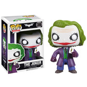 DC Comics Batman The Dark Knight The Joker Figura Funko Pop!