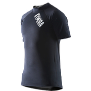 KYMIRA Infrared Core 2.0 Short Sleeve Top - Black