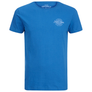 Jack & Jones Herren Originals Smooth T-Shirt - Imperial Blau