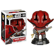 Figura Funko Pop! - Sidon Ithano Bobble-Head - Star Wars: Episodio VII