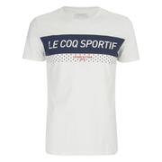 Le Coq Sportif Etape du Tour 2016 T-Shirt - White