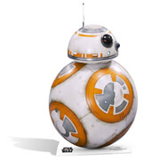 Star Wars The Force Awakens BB-8 Kartonnen Figuur