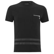 T -Shirt Eclipse pour Homme Sony -Noir